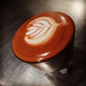 Latte Art @leportefiltre